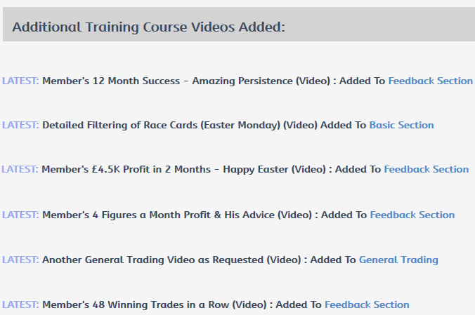 latest-betfair-training-videos-added