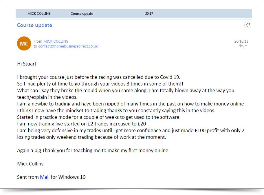 mick bfscalper review